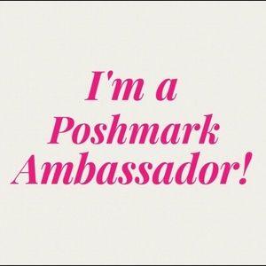 I'm a posh mark ambassador